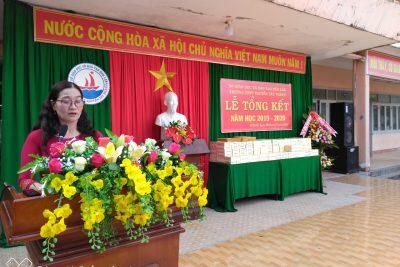Trường THPT Nguyễn Tất Thành tổng kết năm học 2019 – 2020