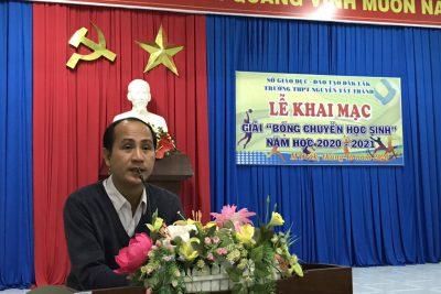Trường THPT Nguyễn Tất Thành –M'Drăk  tổ chức nhiều hoạt động sôi nổi kỷ niệm 64 năm ngày truyền thống Hội LHTN Việt Nam 15/10/1956-15/10/2020 và 90 năm ngày thành lập Hội LHPN Việt Nam 20/10/1930-20/10/2020.